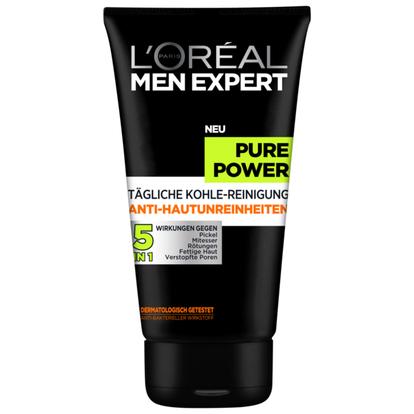 L'Oreal Men Expert Purepower Reinigunggel 150ml