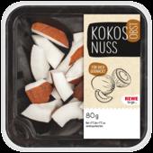 REWE to go Kokosnuss-Stücke 80g