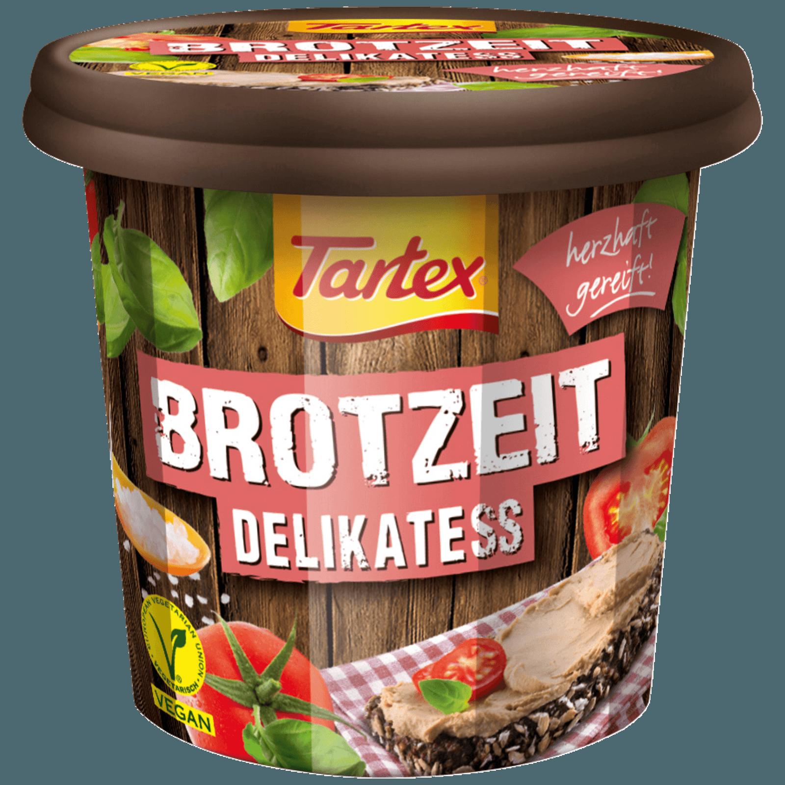Tartex Brotzeit Delikatess 125g