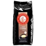 De Koffiemann Mein Crema Kaffee ganze Bohne 1kg