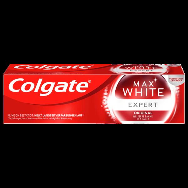 Colgate Zahnpasta Max White Original 75ml