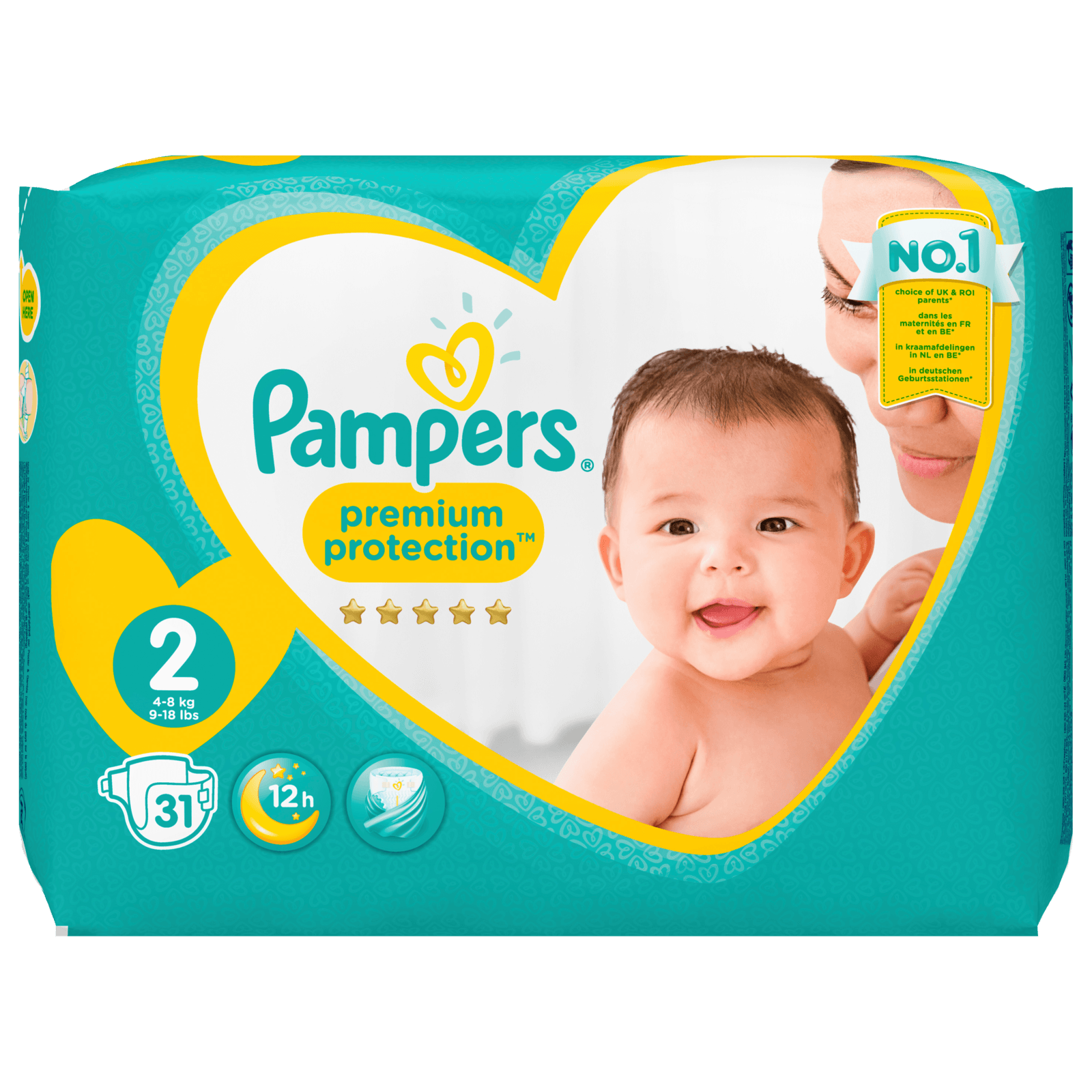 PAMPERS ANGEBOTE HAMBURG