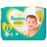 Pampers Premium Protection New Baby Gr.2 Mini 4-8kg 31 Stück