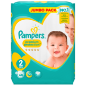Pampers Premium Protection New Baby Gr.2 Mini 4-8kg 68 Stück