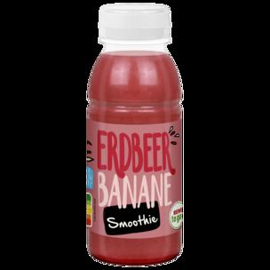 REWE to go Erdbeer-Bananen Smoothie 250ml