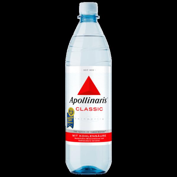 Apollinaris Mineralwasser Classic 1l