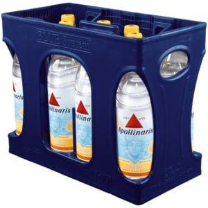 Apollinaris Lemon 10x1l