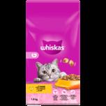 Whiskas Katzenfutter 1+ Jahre mit Huhn 1,9kg