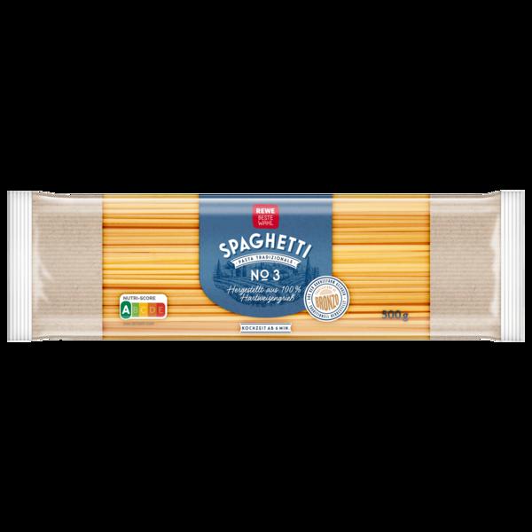 REWE Beste Wahl Spaghetti 500g