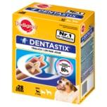 Pedigree Hundesnack Dentastix tägliche Zahnpflege für kleine Hunde 28 Stück