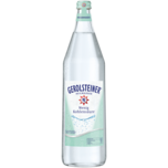 Gerolsteiner Heilwasser 1,0L Glas MW