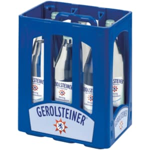 Gerolsteiner Heilwasser 6x1l