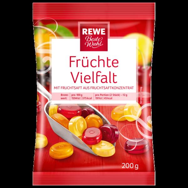 REWE Beste Wahl Früchte Vielfalt 200g