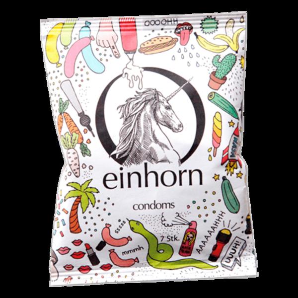 Einhorn Kondome 7 Stück