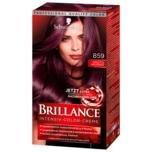 Schwarzkopf Brillance Intensiv-Color-Creme 859 Violette Wildseide 143ml