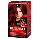 Schwarzkopf Brillance Intensiv-Color-Creme 872 Intensivrot 143ml