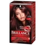 Schwarzkopf Brillance Intensiv-Color-Creme 876 Edel-Mahagoni 143ml