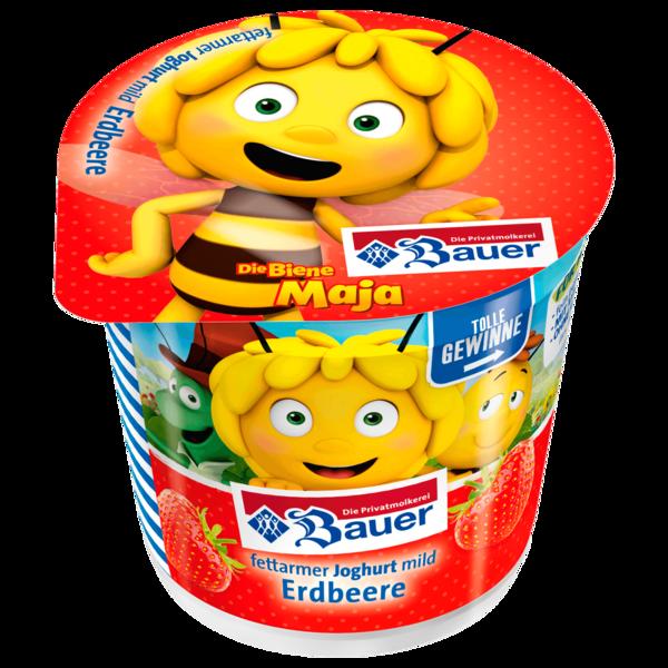 Bauer Kinderjoghurt Erdbeere 125g