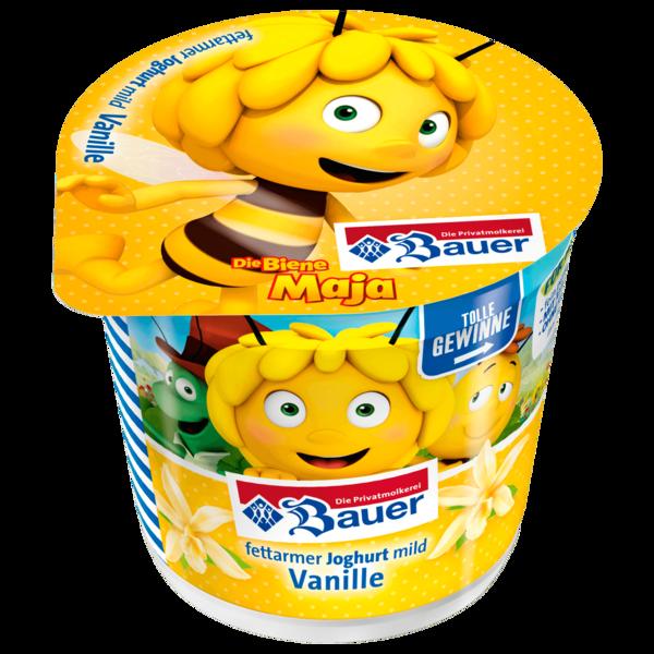 Bauer Kinderjoghurt Vanille 125g
