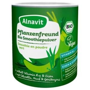 Alnavit Pflanzenfreund Bio Smoothiepulver 105g