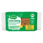 Alnavit Chia-König Bio-Brot 250g
