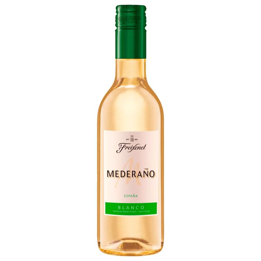 Freixenet Weißwein Mederano Blanco La Mancha halbtrocken 0,25l