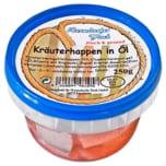 Wermsdorfer Fisch Heringsfilethappen in Kräuteröl 180g
