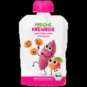Erdbär Freche Freunde 100% Apfel, Süßkartoffel & Mandarine 100g