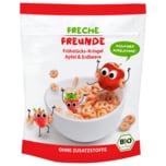 Erdbär Freche Freunde Frühstücks-Kringel Bio Apfel & Erdbeere 125g