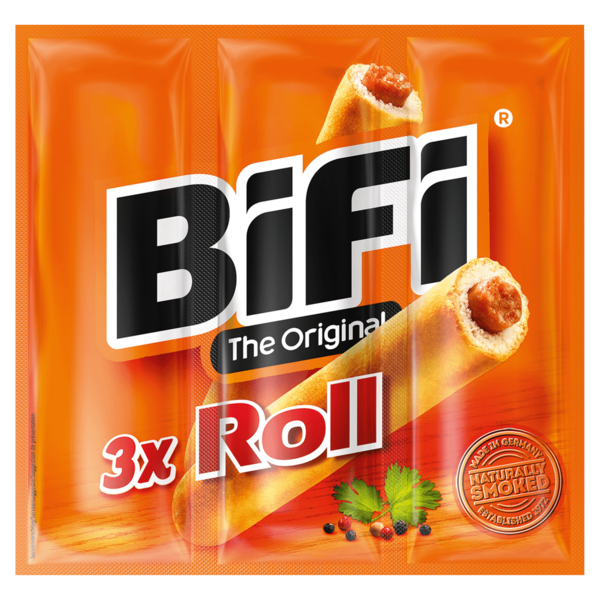 BiFi Roll 3x50g bei REWE online bestellen! REWE.de