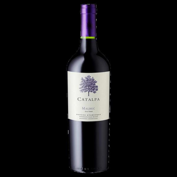 Bodega Atamisque Rotwein Catalpa Malbec trocken 0,75l