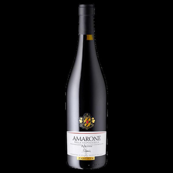 Amarone della Valpolicella Rotwein Zamuner trocken 0,75l