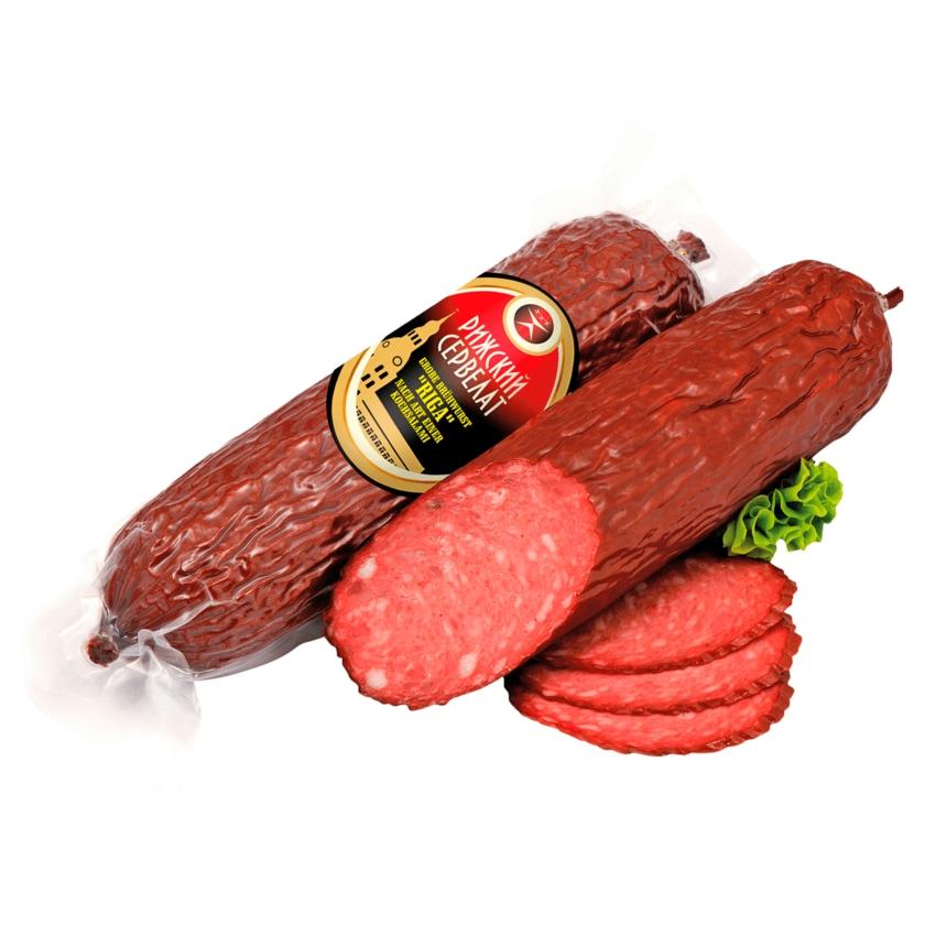 Cervelatwurst Riga 520g