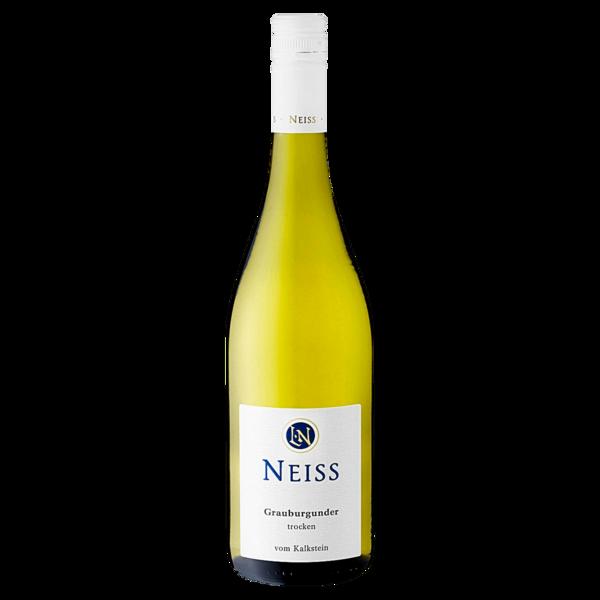 Weingut Neiss Weißwein Grauburgunder trocken 0,75l