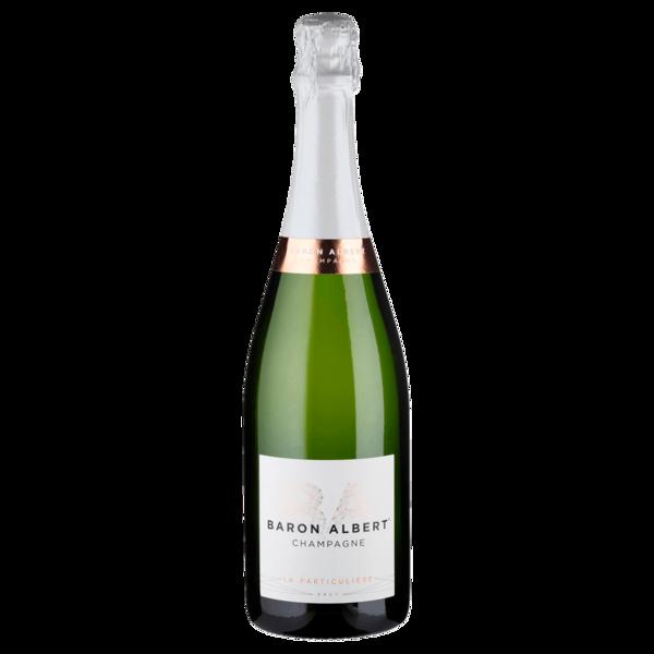 Baron Albert Champagner Brut Tradition 0,75l