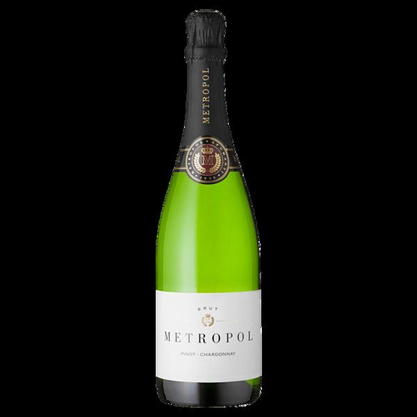 """Cavicchioli Pinot Chardonnay Brut """"Metropol"""" 0,75l"""