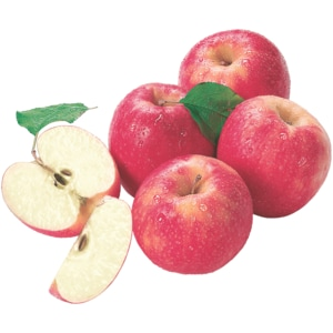 Pink Lady Apfel rot Pink Cripps 600g Schale