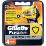 Gillette Klingen Fusion ProShield Hautschutz 4 Stück