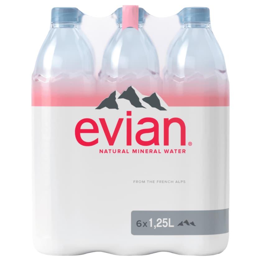 Evian Premium 6x1,25l