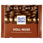 Ritter Sport Nuss-Klasse Voll-Nuss 100g