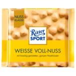 Ritter Sport Nuss-Klasse Weiße Voll-Nuss 100g