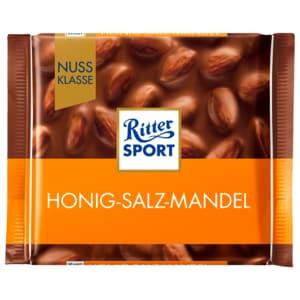 Ritter Sport Honig-Salz-Mandel 100g