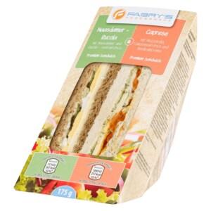 Fabry's Sandwich Mix Maasdamer Caprese 175g