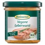 BioGourmet Brotaufstrich Vegane Leberwurst 130g