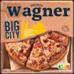 Original Wagner Pizza Big Pizza Bbq Chicken Hähnchen tiefgefroren 425g