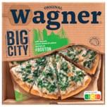 Original Wagner Big City Pizza Boston Spinat Vegetarisch 430g