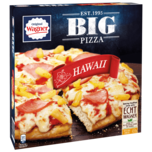 Original Wagner Pizza Big Pizza Hawaii Schinken Ananas tiefgefroren 435g
