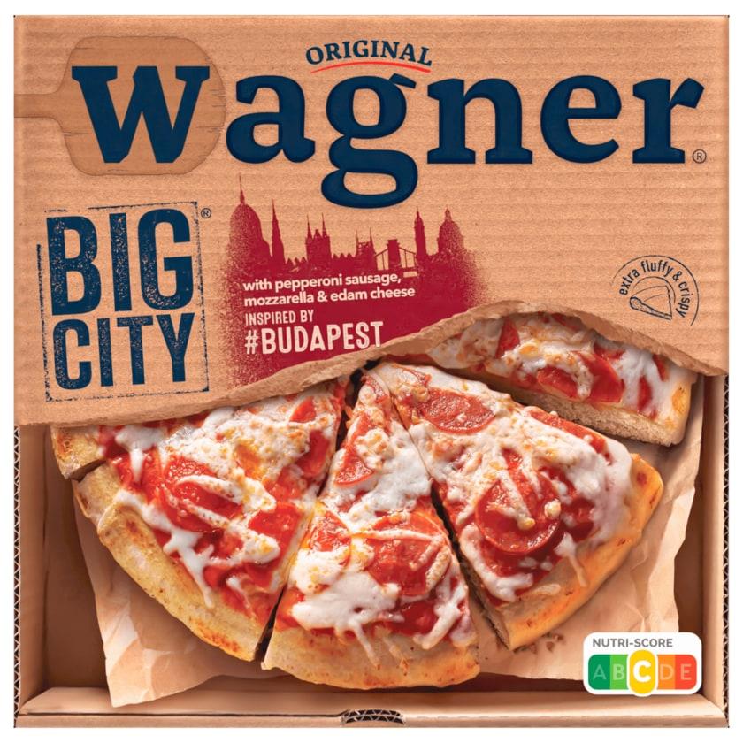 Original Wagner Big City Pizza Budapest 400g