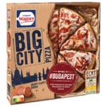 Original Wagner Big City Pizza Budapest Peperoniwurst 400g