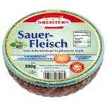 Dreistern Sauerfleisch vom Schweinskopf in pikantem Aspik 300g